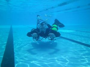 Side Mount - Training Parap Pool Darwin
